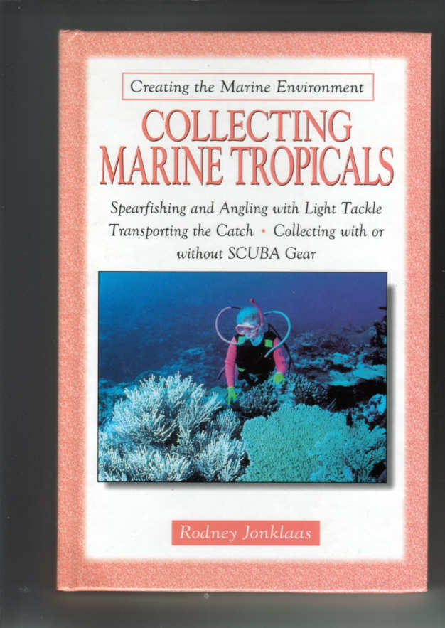 Collecting Marine Fishes