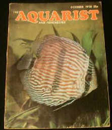 The Aquarist and Pondkeeper magazine 1980