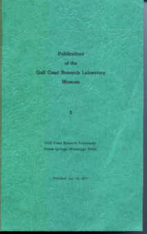 Publication of the Gulf Coast Research Laboratory Museum. Bibliography of World literature relating to fish hybrids