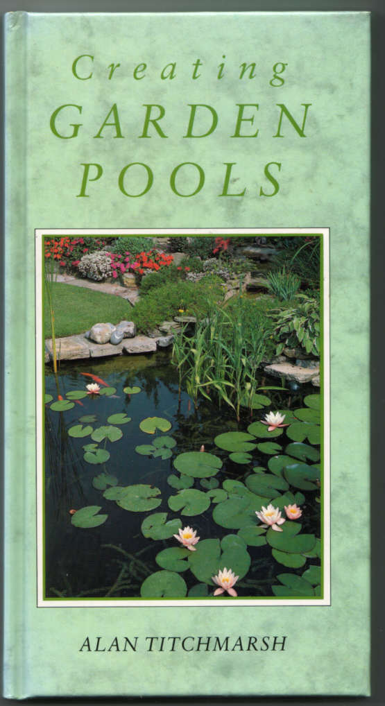 Pond and pool fish books for Garden pool book